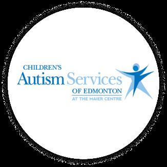 Childrens Autism Services of Edmonton Logo