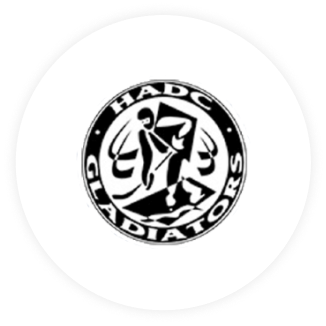 HADC Gladiators Logo