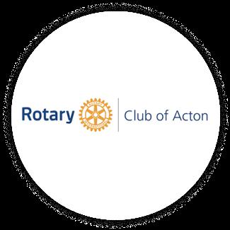 Rotary Club of Acton Logo